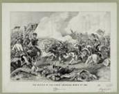 battle of peas ridge
