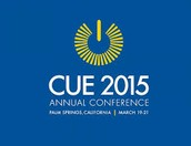 Welcome to another exciting CUE event!