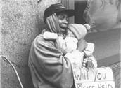 Homeless Familes