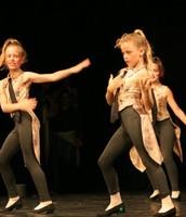 En su primera obra de baile