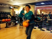 Special Olympic Bowling!