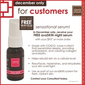 This miracle skin serum is free with a $95 purchase (10% off order)