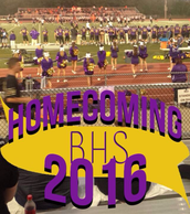 Homecoming Snapchat Filter -- seen by over 10K users!
