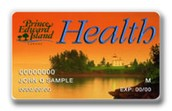 Prince Edward Island Health Card