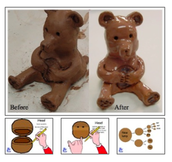 54. Clay Bears