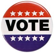Mark your calendar for EARLY VOTING