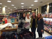 Barnes and Noble Book Fair