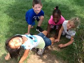 Recess in Second Grade