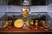 Golden Objekte