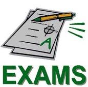 Semester Exam Week