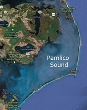Information on the Pamlico Sound