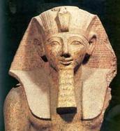 Pharaoh or Queen?