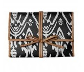 Bring It- Espresso Ikat Jewelry Roll