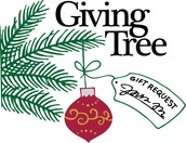 "The ""Giving Tree"" is now available for families to make seasonal classroom donations"