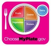 Comidas bebidas y el plato saludable/ Las ventas