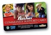 BASHA'S Community Support Card