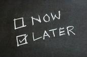 Are you a chronic procrastinator?