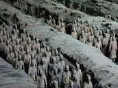 Terracotta Soldier Army