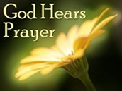 National Day of Prayer - today
