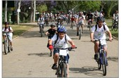 רוכבים בפארקים