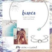 Get the look: Bianca
