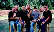 my dads little crew