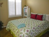 Good sized bedrooms