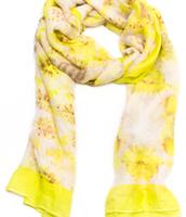 palm springs scarf - citrine