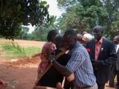 Kenyan Greeting