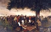Santa Anna returns