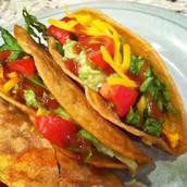 Crispy taco