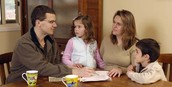 Discuss in family