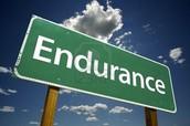 Word of the Week - ENDURANCE