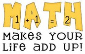 Welcome to Math!
