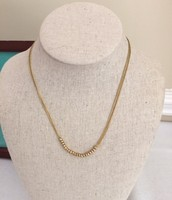 Piper necklace - gold