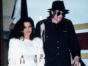 MJ and Lisa Marie Presley wedding