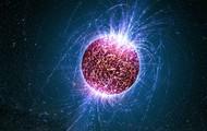 A neutron star