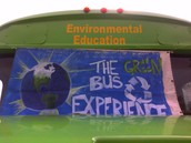 3rd Grade Green Bus Recycling Experience