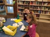 HIGH SCHOOL MENTORS AT McDONALD