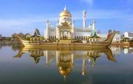 Sultan Omar Ali Saefudin Mosque