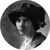 Alice Paul Portarit