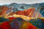 this is the painted desert