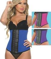 Waist training corsets