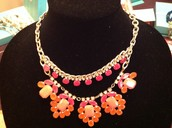 Spring Awakening necklace Retail $138.00 NOW ONLY $70.00