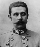 Crown Prince Franz Ferdinand