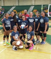 Girls Volleyball