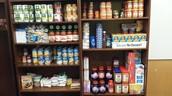 McClellan High Food Closet