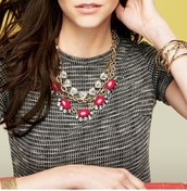 Red Mae Necklace