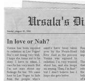 In love or Nah?