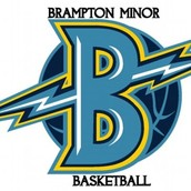 Brampton Minor Basketball Association Champions 2014/2015
